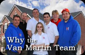 vanmartin team Van Martin Company