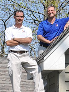van martin roofing, roofing datyon ohio, about us
