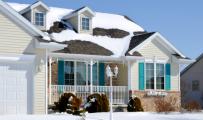Roof in Winter