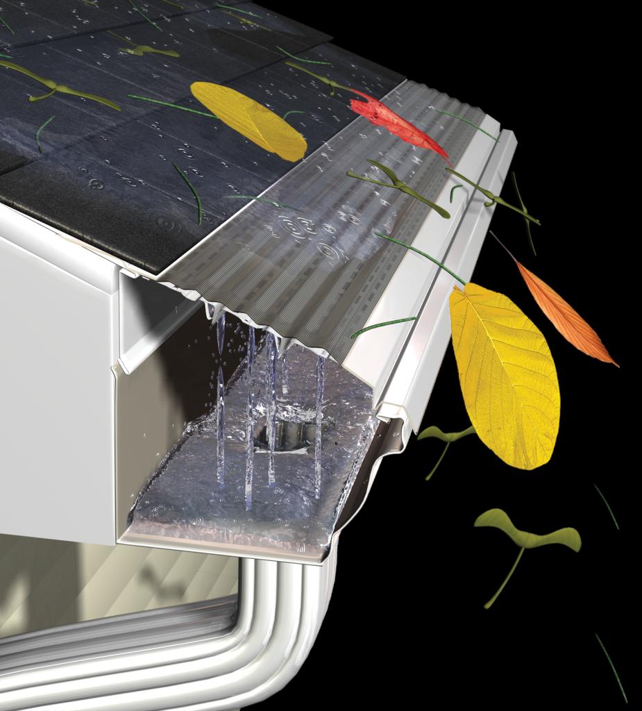 Image Result For Leaf Guards For Gutters