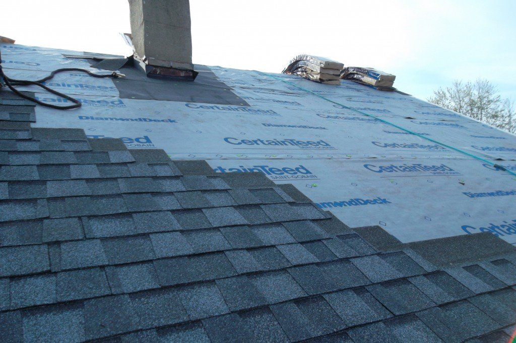 Van Martin Roofing – Shingle Roof Replacement