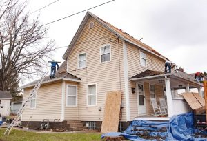 dayton roofing, quality, shingles, Certainteed, local, charity, His Hope Ministries