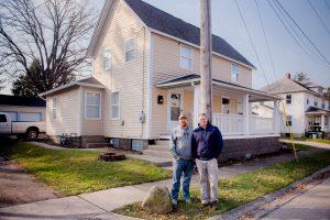 Van Martin Roofing, Local roofing, Miamisburg Ohio, charity, community