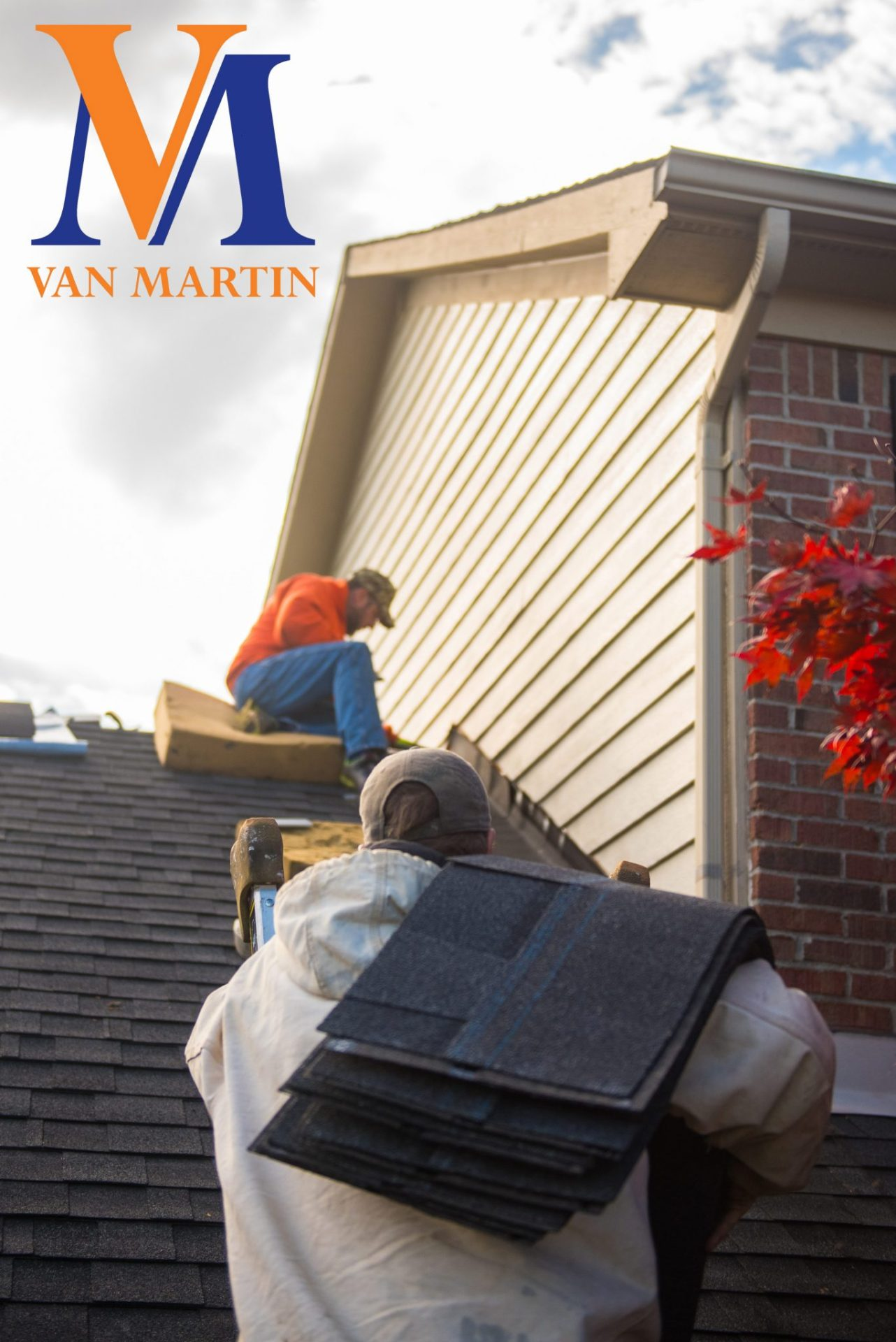 Wear And Tear Van Martin Roofing