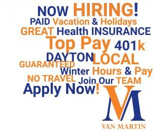 roofing Dayton Ohio, jobs, employment, top pay, benefits, commercial roofing, residential roofing, entry level, now hiring, health insurance
