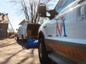 roofing contractors dayton ohio, van martin, roof repair