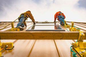 metal roofing, Velux skylights, dayton ohio, roof leak repair