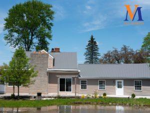 Metal roofing, troy, ohio, roofing contractors dayton ohio