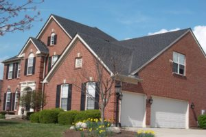 roofing dayton ohio, van martin, shingle roof
