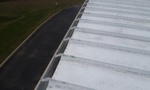 Metal roof Alpha, Ohio