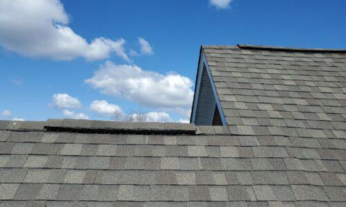 Shingle Roof Alpha, Ohio