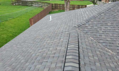 CertainTeed Shingle roof replacement Beavercreek, Ohio