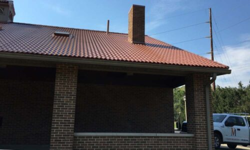 Commercial Roof, Bellbrook, Ohio