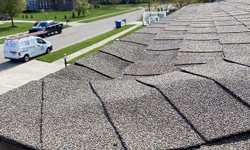 Shingle Roof Bellbrook, Ohio