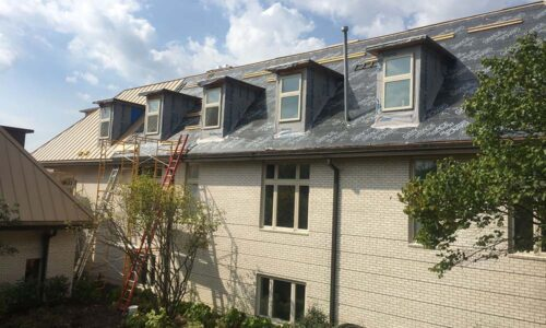 Metal roof replacement Bellbrook, Ohio