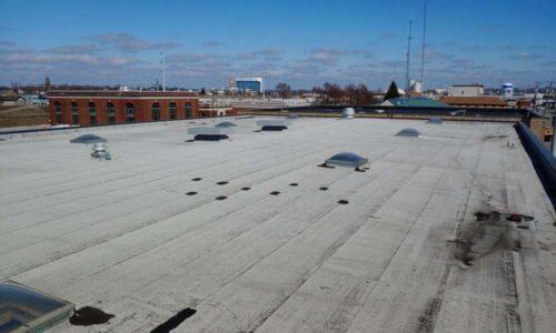 Commercial Flat Roof Dayton, Ohio