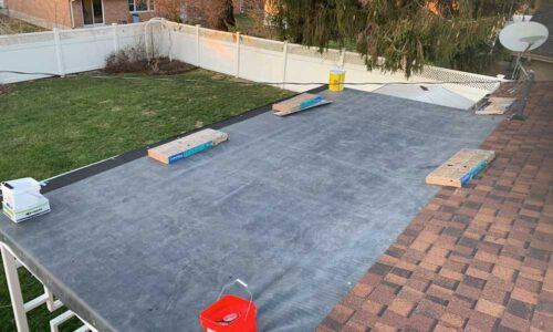 Roof replacement with CertainTeed shingles Fairborn, Ohio