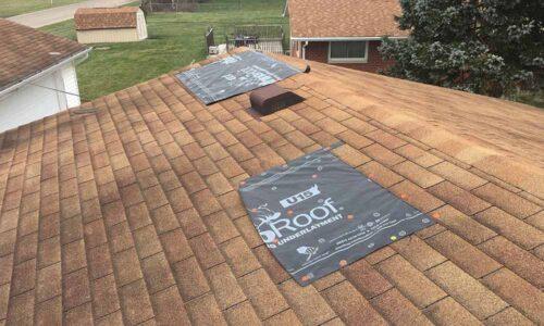 Shingle roof repair Fairborn, Ohio