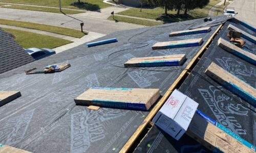 CetainTeed shingle roof replacement Middletown, Ohio