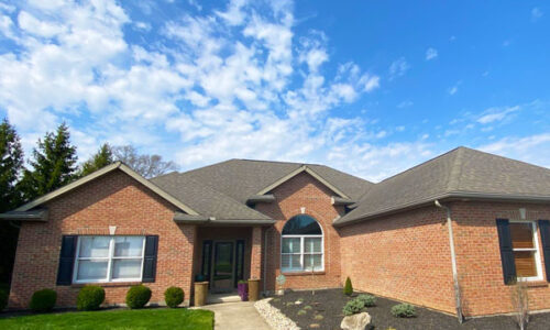 CertainTeed shingle roof replacement Troy, ohio
