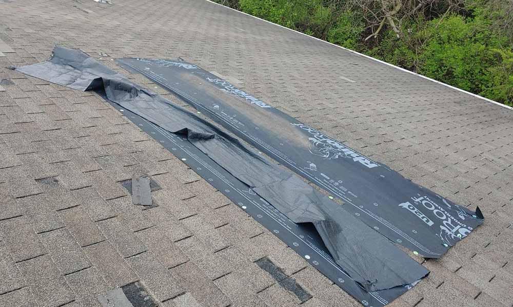 Shingle roof repair Dayton, Ohio