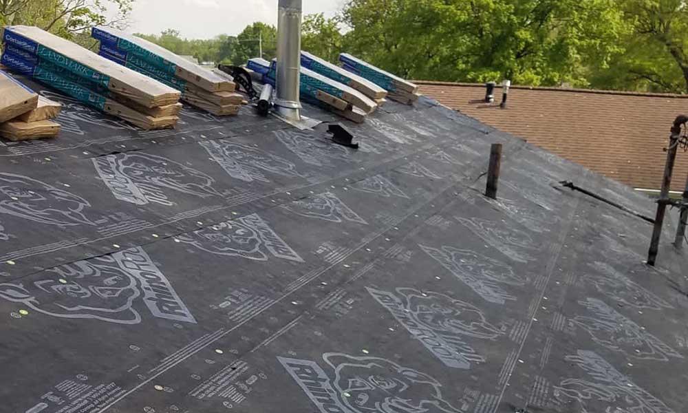 Shingle Roof Replacement, CertainTeed, Vandalia, Ohio