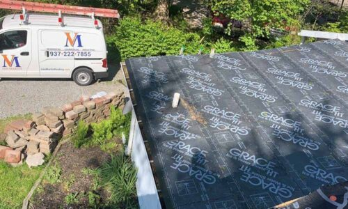CetainTeed shingle roof replacement Yellow Springs, Ohio