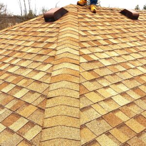 Shingle roof inspection in Beavercreek, Ohio