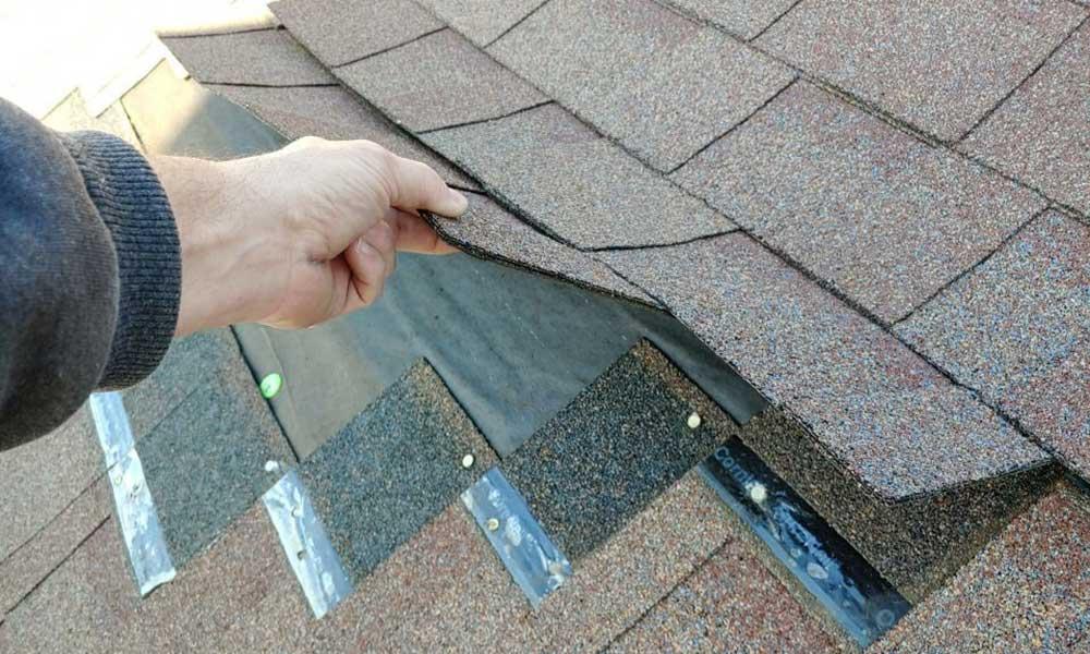 shingle repair, Miamisburg, Ohio