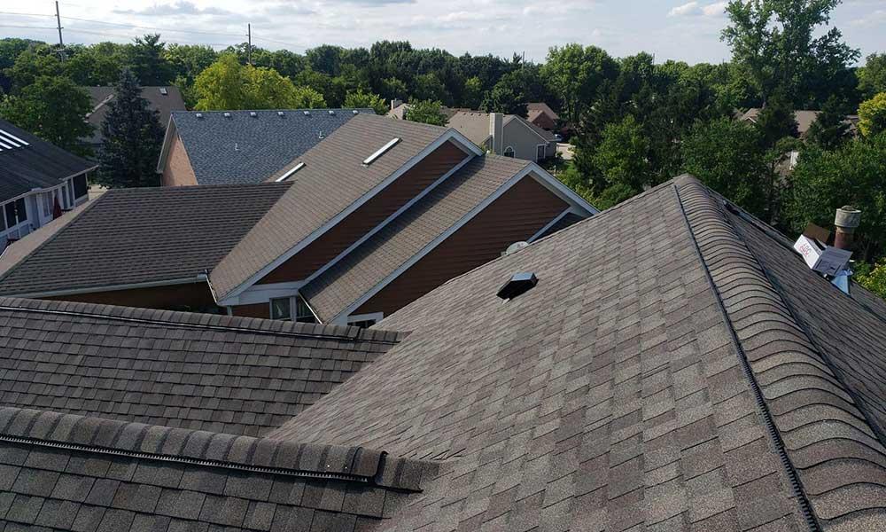 shingle roof replacement CertainTeed Springboro, Ohio