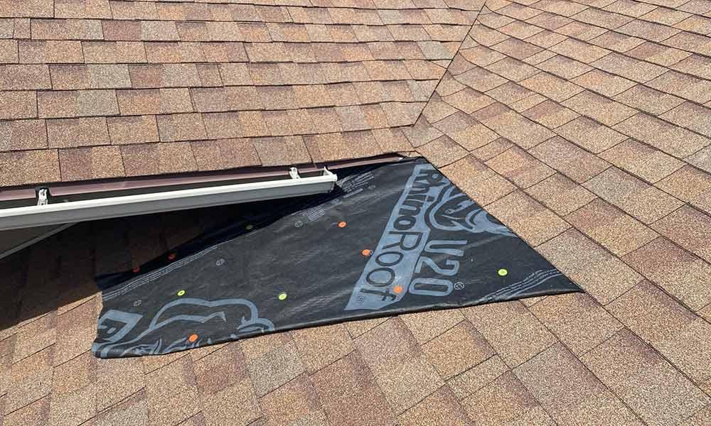 Shingle roof repairs Brookville, Ohio