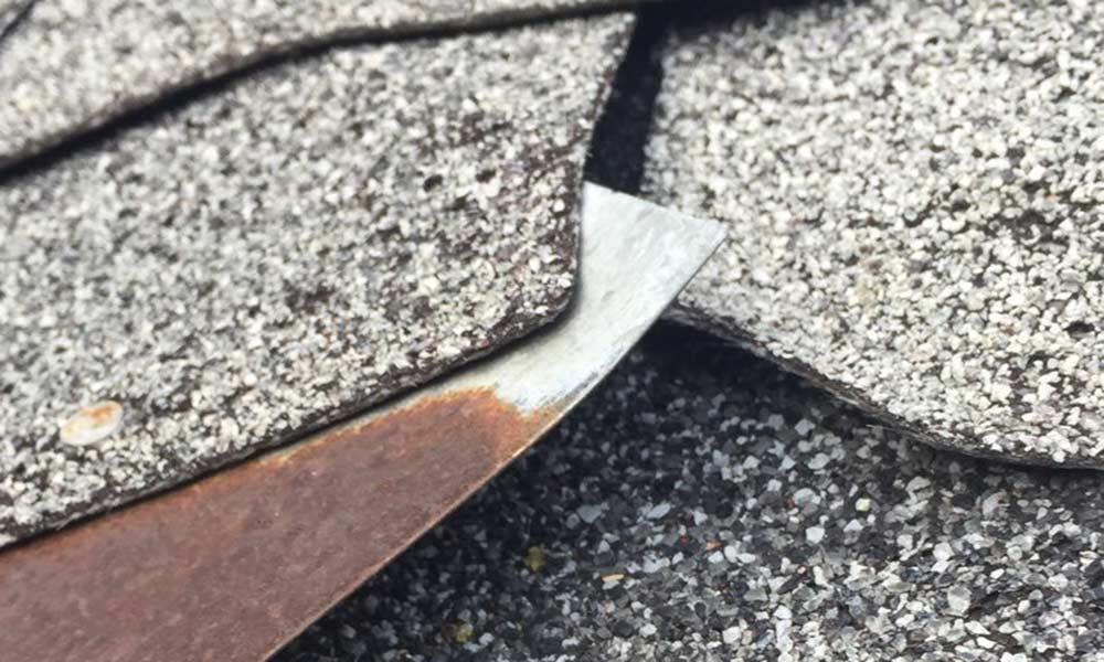 shingle repair, Oakwood, Ohio